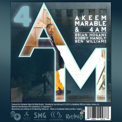 Click here to buy Akeem Marable & 4AM: Akeem Marable & 4AM on iTunes today!