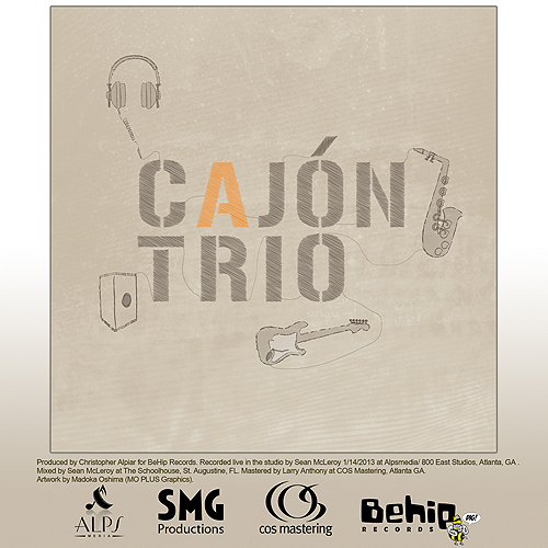 Click here to buy Akeem Marable: Cajón Trio on iTunes today!