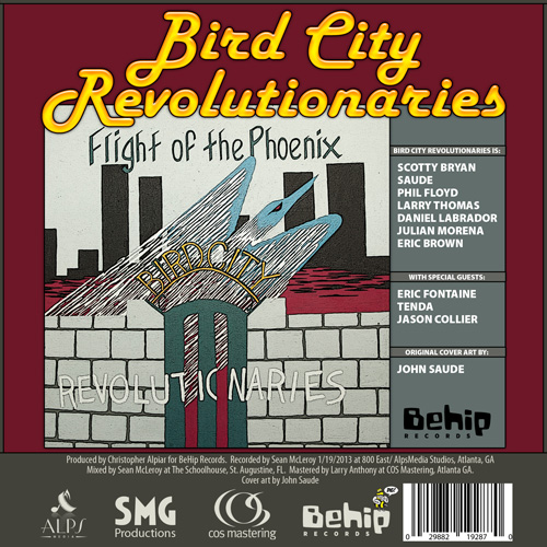 Click here to buy Bird City Revolutionaries: Flight of the Phoenix on iTunes today!