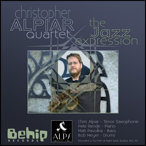 Click here to buy Christopher Alpiar Quartet: The Jazz Expression on iTunes today!