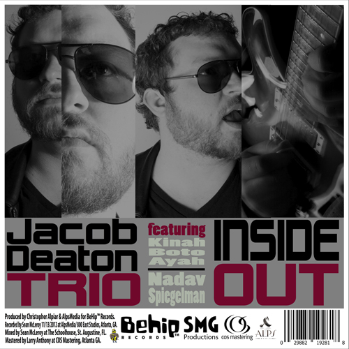 Click here to buy Jacob Deaton Trio: Inside Out on iTunes today!