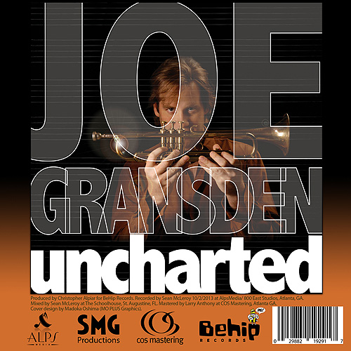 Click here to buy Joe Gransden: Uncharted on iTunes today!