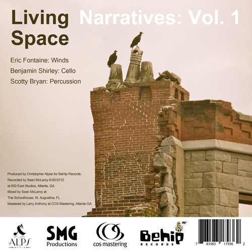 Click here to buy Living Space Trio: Narratives: Vol. 1 on iTunes today!
