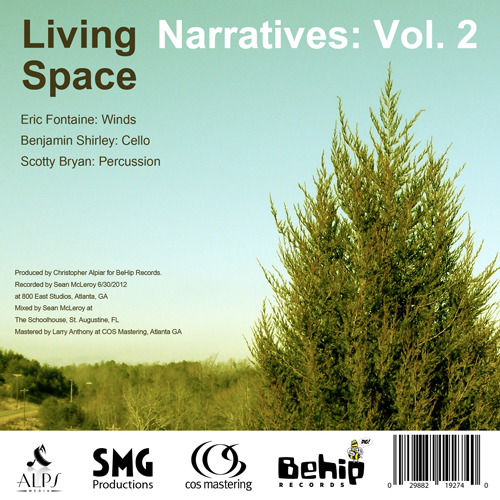 Click here to buy Living Space Trio: Narratives: Vol. 2 on iTunes today!