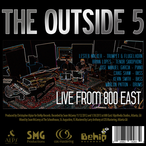 Click here to buy The Outside 5: Live From 800 East on iTunes today!