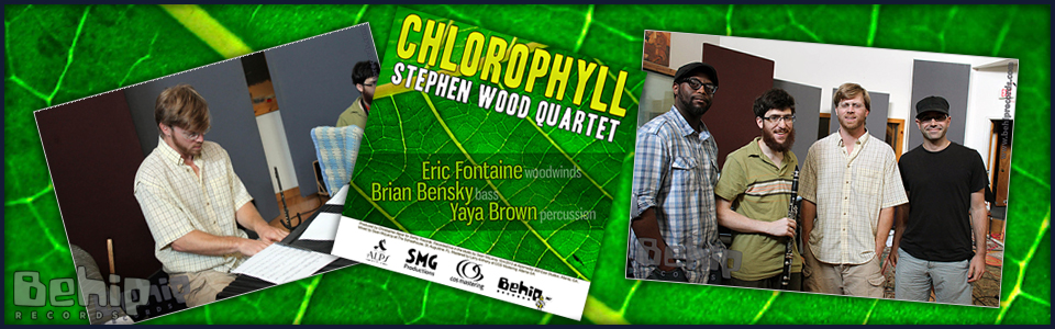 Stephen Wood Quartet - Chlorophyll