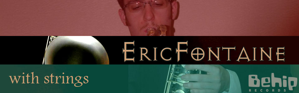 Eric Fontaine with Strings